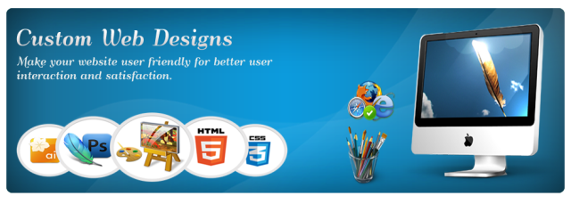 Custom Web Design- omkarsoft